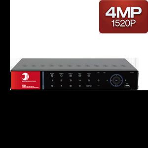 4MP対応AHD録画装置4ch【JSD7004H】