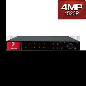 4MP対応AHD録画装置16ch【JSD7016H】