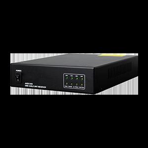 AHDワンケーブル電源装置4ch【JSD904VP】