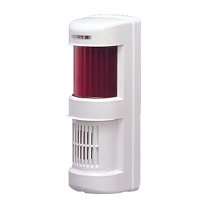 LEDフラッシュライト付音声報知器【LFV-12R】