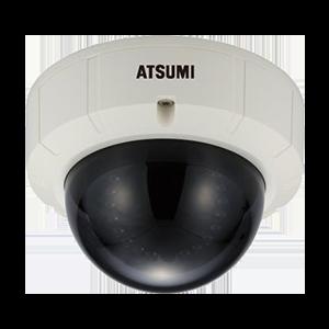 赤外線照明付WDRドームカメラ【SV401】