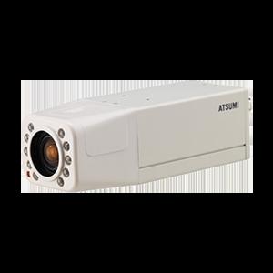 赤外照明付カラーカメラ
