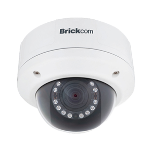 ドーム型HDネットワークカメラ【VD-100Ap】