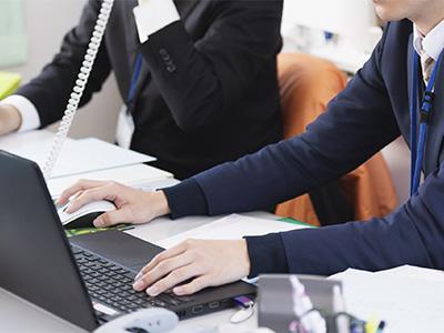 【事務所】業務マネージメント遠隔監視システム