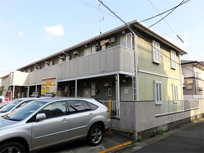 株式会社日本防犯設備 【アパート】ゴミ不法投棄対策遠隔監視システム