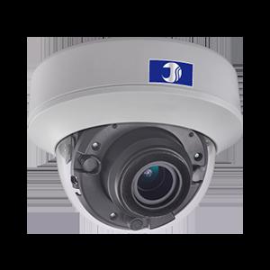 TVI屋内赤外線ドームカメラ