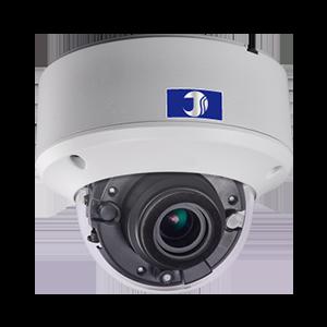 200万画素TVI耐衝撃赤外線ドームカメラ(ネット回線不要)【JSD502-FL】