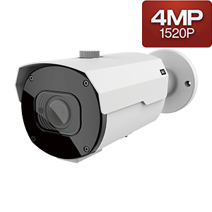 400万画素AI対応赤外線カメラ(50m)