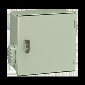 換気扇付きコンパクト収納専用収納ボックス