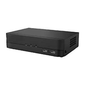 TVI対応SSDコンパクトレコーダー
