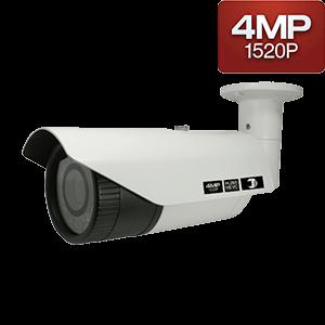 400万画素IP赤外線カメラ