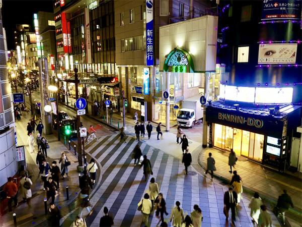 【静岡】防犯カメラ設置で犯罪2割減少