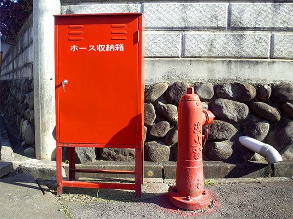 【京都府】消火用ホースの筒先盗難、消火活動に支障も