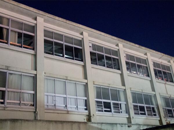 【千葉県】中学校を巡回中の警備員が窃盗未遂で逮捕