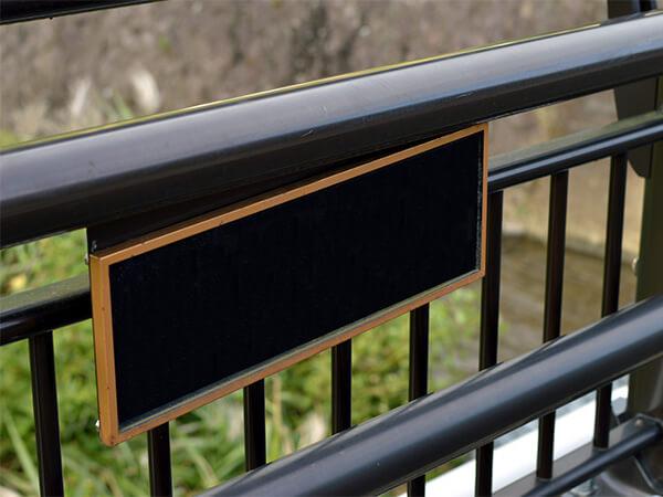 【福島県】金属製の橋名板・歴板が113枚も盗難
