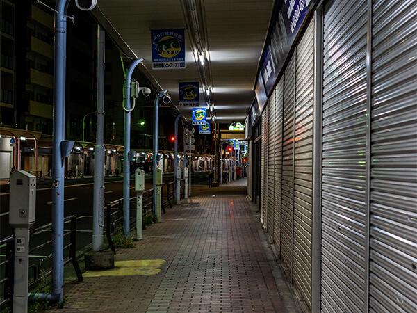 【東京都】緊急事態宣言中に飲食店で盗みを働いた男逮捕