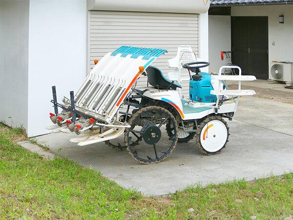 【埼玉県】子牛、子豚に次いでトラクターまでもが被害