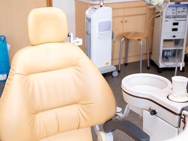 【歯科医院】400万画素音声付き遠隔監視システム