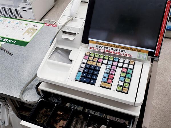 【岐阜県】辞めた事を知らされず…元従業員がレジ金窃盗