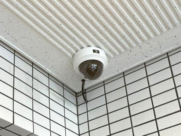 【マンション】屋内高画質赤外線カメラシステム