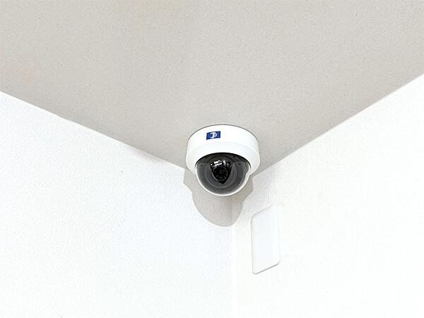 【無人販売店】店舗遠隔監視カメラシステム