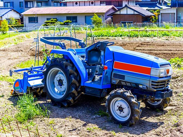 【茨城県】トラクター盗難増加の裏に組織的犯行の影